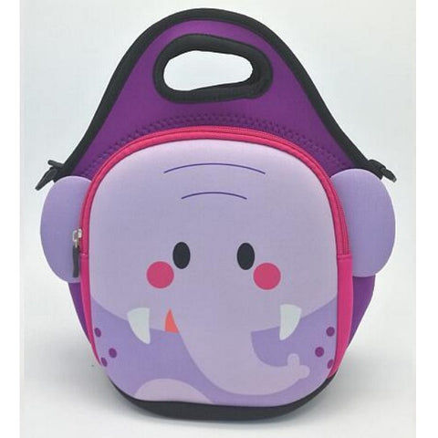 Kids Elephant Lunch Bag
