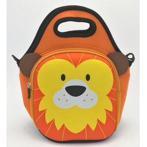 Kids Lion Lunch Bag