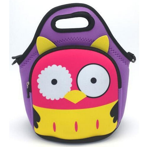 Kids Owl Lunch Cooler