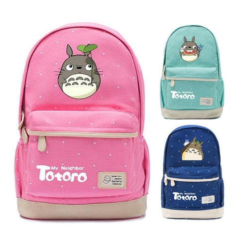 My Neighbor Totoro Anime Backpack