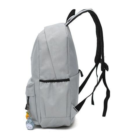 "My Neighbor Totoro Canvas Anime Backpack (18"")"