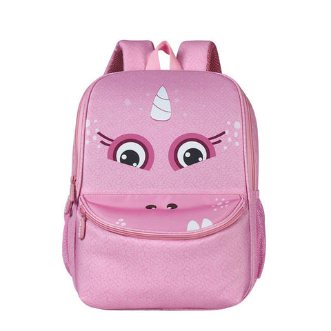 "Kids 3D Cartoon Animal Face Backpack (16"") Unicorn"