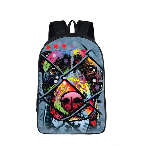 Pitbull Backpack