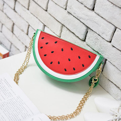 Mini Watermelon Handbag / Purse