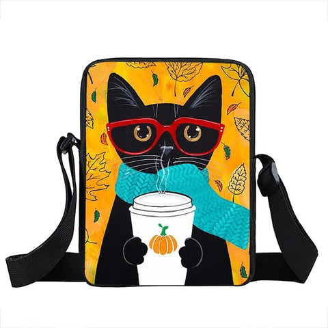 Cat Shoulder Bag Style 2