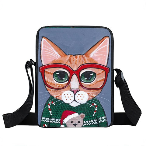 Cat Shoulder Bag Style 5