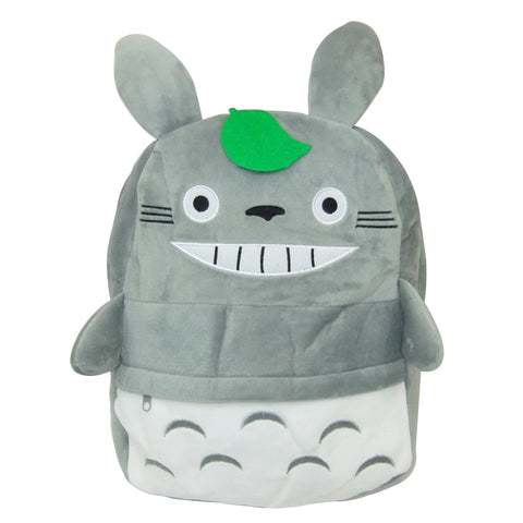 Kids Plush Totoro Backpack