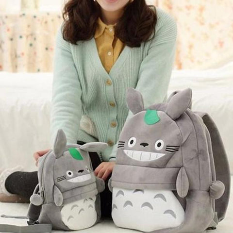 Totoro Backpack Sizes