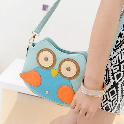 Mini Owl Purse Model