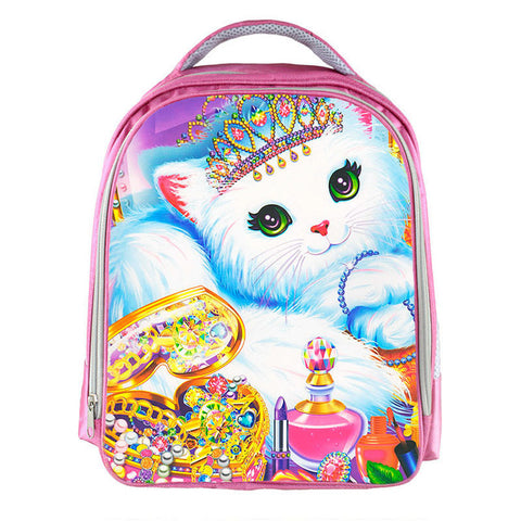 Lisa Frank Princess Kitty Backpack
