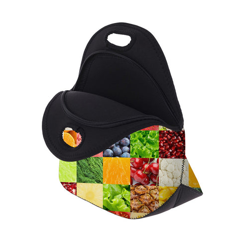 Open Fruit Lunch Bag
