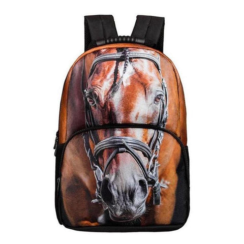 Front of Horse Backpack