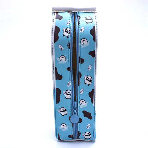 Milk Pencil Case Zipper