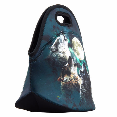 Wolf Lunch Bag