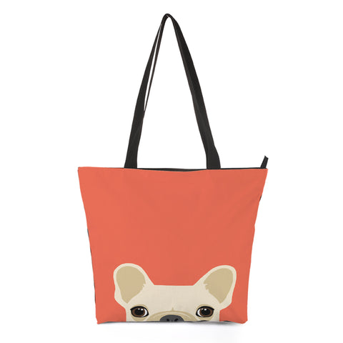 Puppy Dog Shoulder Bag Style 5