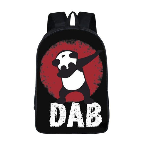 Dabbing Panda Backpack