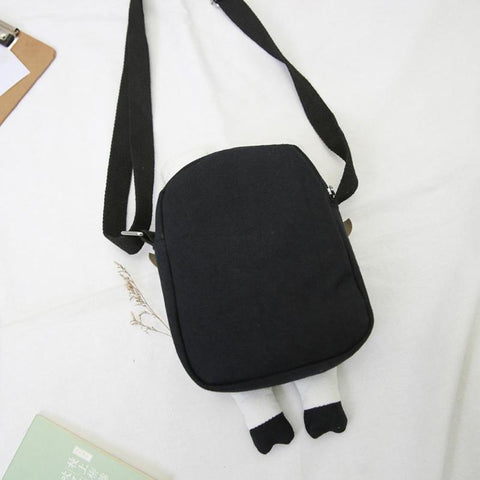 Back of Sheep Shoulder Bag