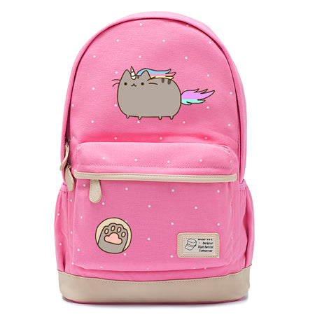 Pink Pusheen Caticorn Backpack Style 6