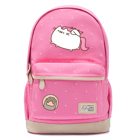 Pink Unicorn Cat Backpack Style 7