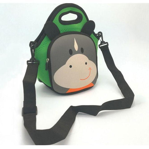 Rhino Lunch Bag