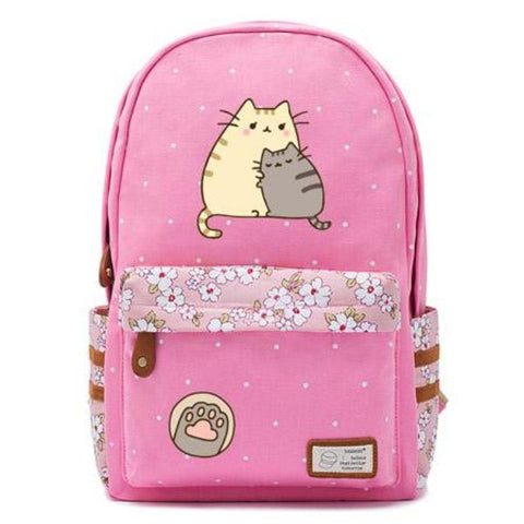 Pink Pusheen Cat Bag Style 2