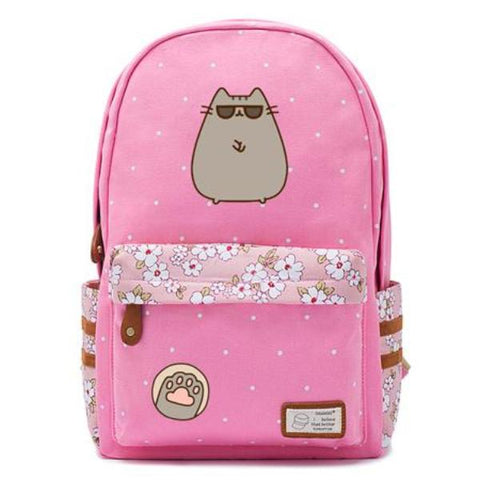 Pink Pusheen Cat Bag Style 4