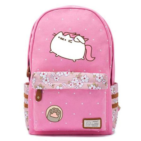 Pink Pusheen Cat Bag Style 7