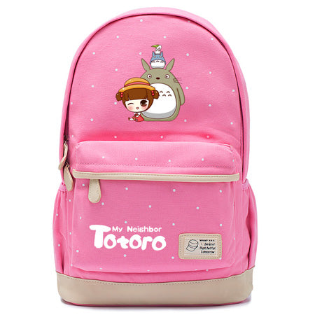 Pink Backpack Style 9