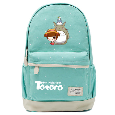 Teal Backpack Style 9