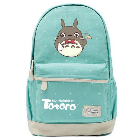 Teal Backpack Style 6