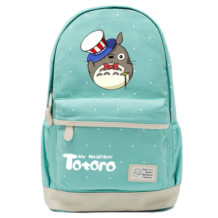 Teal Backpack Style 7