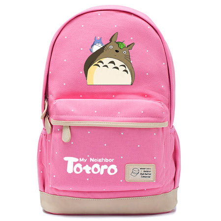 Pink Backpack Style 10