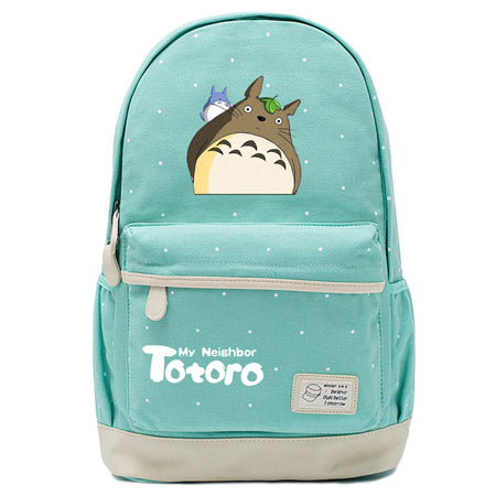 Teal Backpack Style 10