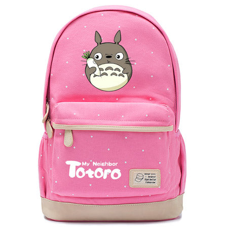 Pink Backpack Style 3