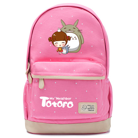 Pink Backpack Style 8