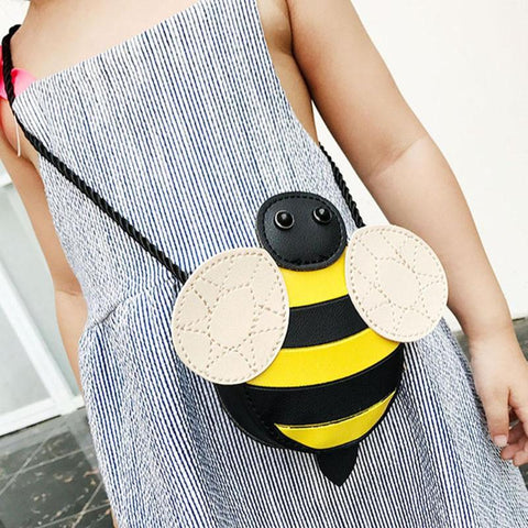 Mini Bee Shoulder Bag