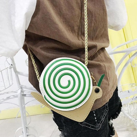 Mini Snail Shoulder Bag