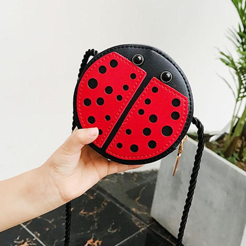 Mini Bug Purse Size