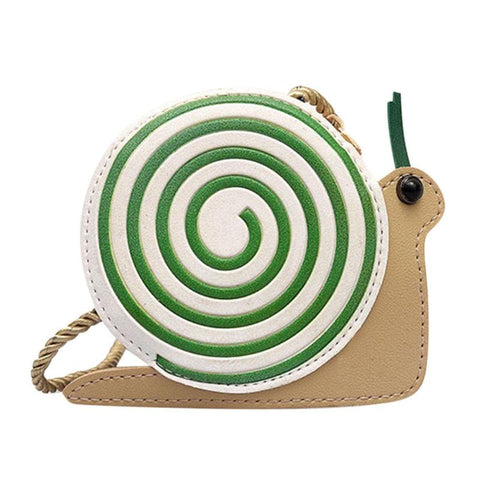 Mini Snail Purse