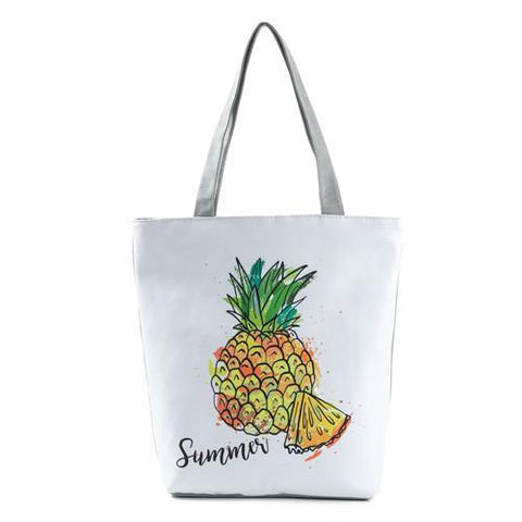 Pineapple Shopping Bag Style 2