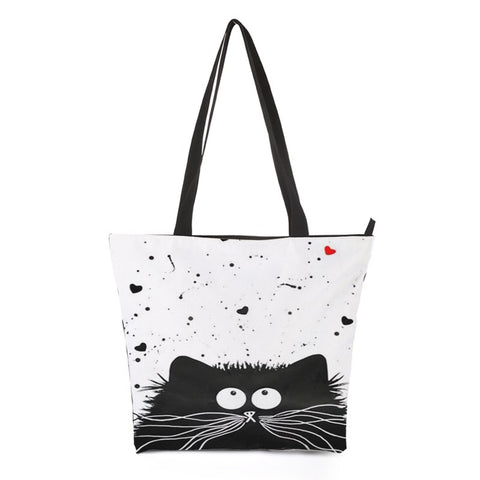 Kitty Cat Shoulder Bag Style 2