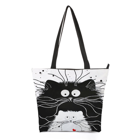 Kitty Cat Shoulder Bag Style 4