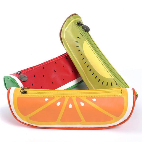 Fruit Pencil Cases