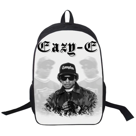"Hip-Hop Rap Legends Backpack (17"") Eazy-E 1"