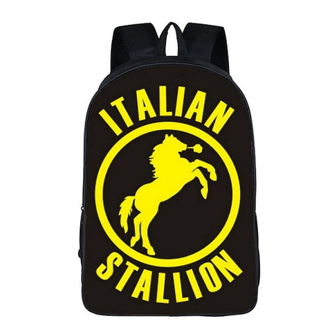 Rocky Italian Stallion Backpack