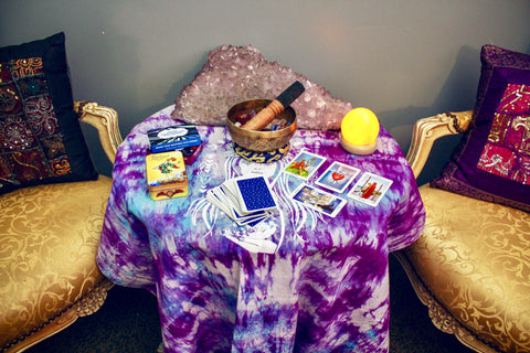 In-House Tarot Readings – Highland Crystals