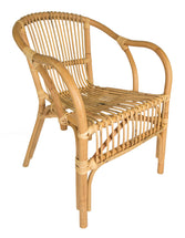 Chair Pisa Natural L57W63H79
