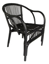Chair Pisa Black L57W63H79