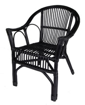 Chair Genua Black L60W66H86