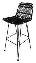 Chair Roma Black L43W47H100